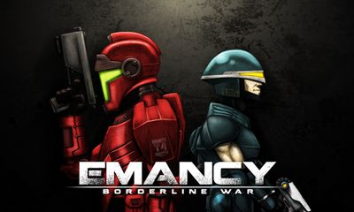 Emancy: Borderline War screenshot 1