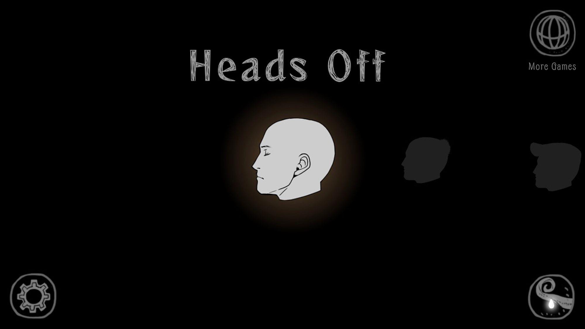 Heads Off スクリーンショット1
