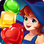 Gems witch: Magical jewels Symbol