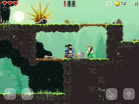 Arcade-Spiele: Lade Schwert des Xolan auf dein Handy herunter