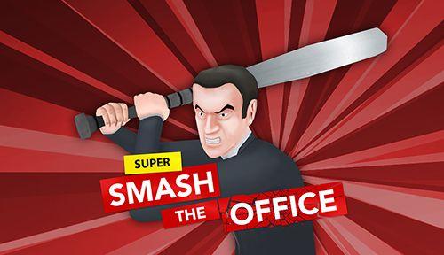 logo Super Zerschlag das Büro: Endlose Zerstörung