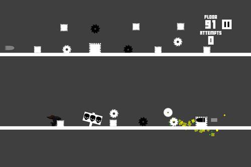 Screenshot Shadow Glitch 2 auf dem iPhone
