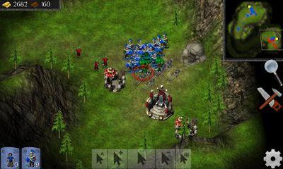 Esenthel RTS captura de tela 1