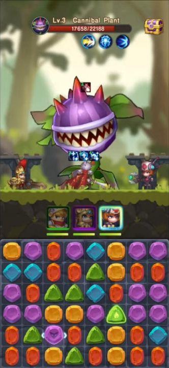 Rune Heroes capture d'écran 1