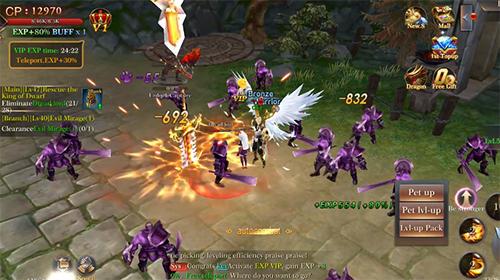 MMORPGs Era of discord: Dawn storm英语