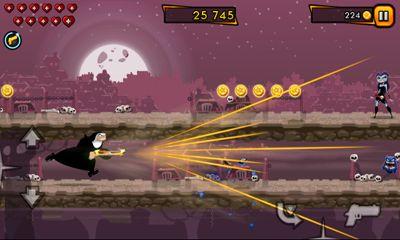 Arcade Nun Attack Run & Gun für das Smartphone