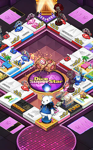 アイコン Dice superstar with SMTOWN