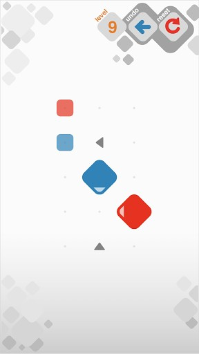 Squares: Game about squares pour Android