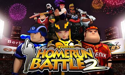 Homerun Battle 2 screenshot 1
