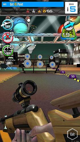 Schießstand-Spiele Shooting king auf Deutsch