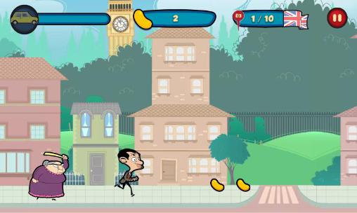 Mr Bean: Around the world for Android