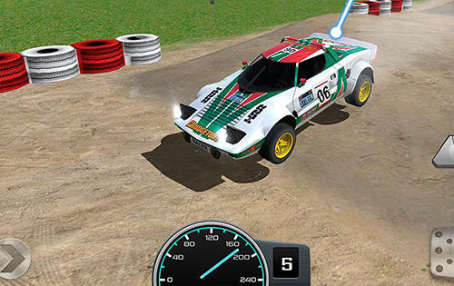 Race driving school: Test car racing für Android