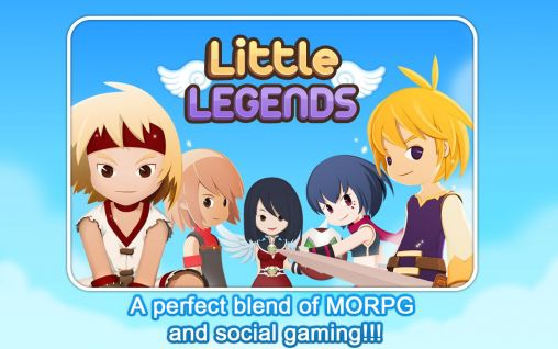 Little legends icono