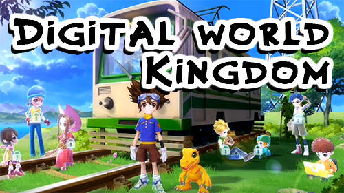 Digital world: Kingdom captura de pantalla 1