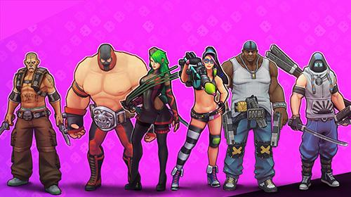 Rage squad Screenshot