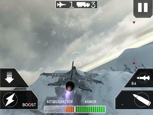 Airplane flight battle 3D pour Android