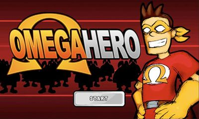 Omega Hero скриншот 1