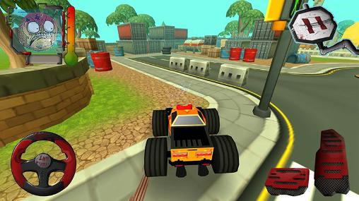 Car games I hate you in English