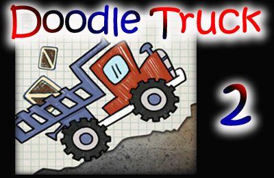 logo Doodle Camionette 2