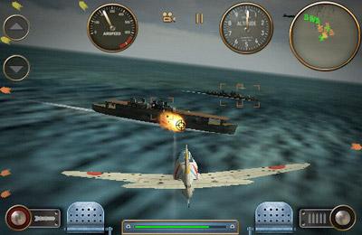 Screenshot Himmel des Ruhms: Schlacht über England auf dem iPhone