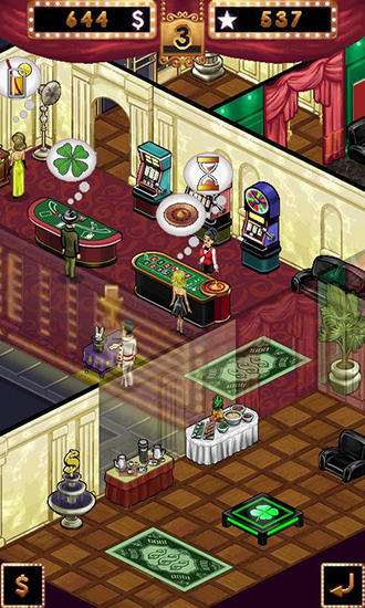 カジノ・クライム スクリーンショット1