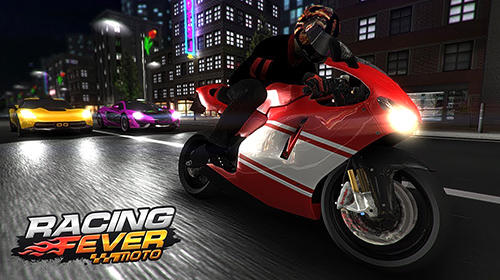 Racing fever: Moto captura de tela 1