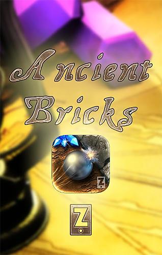 Ancient bricks Screenshot