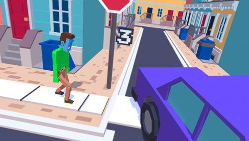 Captura de tela Calças andando no iPhone