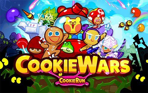 logo Cookie-Kriege: Cookie-Lauf