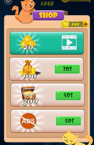 Logikspiele Tap tap: Connect 2048 für das Smartphone