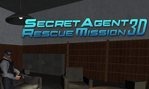 Иконка Secret agent: Rescue mission 3D