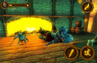 Скріншот Evertales на iPhone