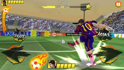 Football king rush for Android