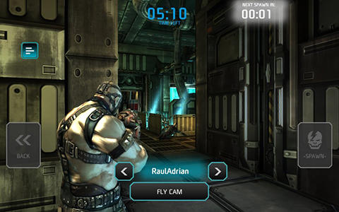 ShadowGun DeadZone captura de pantalla 3
