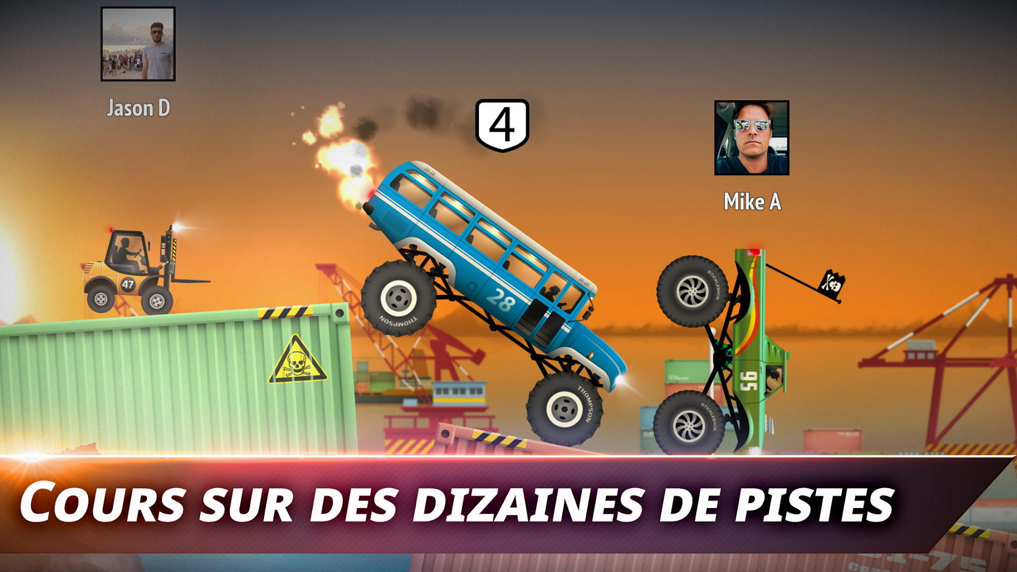 Renegade Racing pour Android