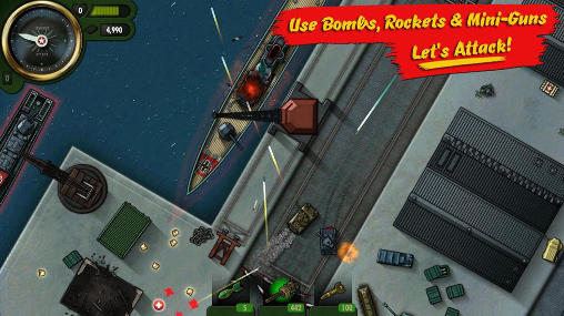 iBomber attack screenshot 4