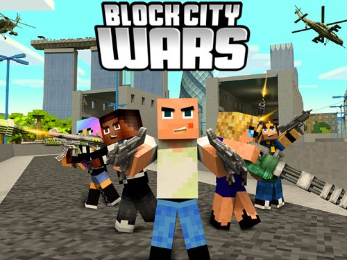 logo Block сity wars
