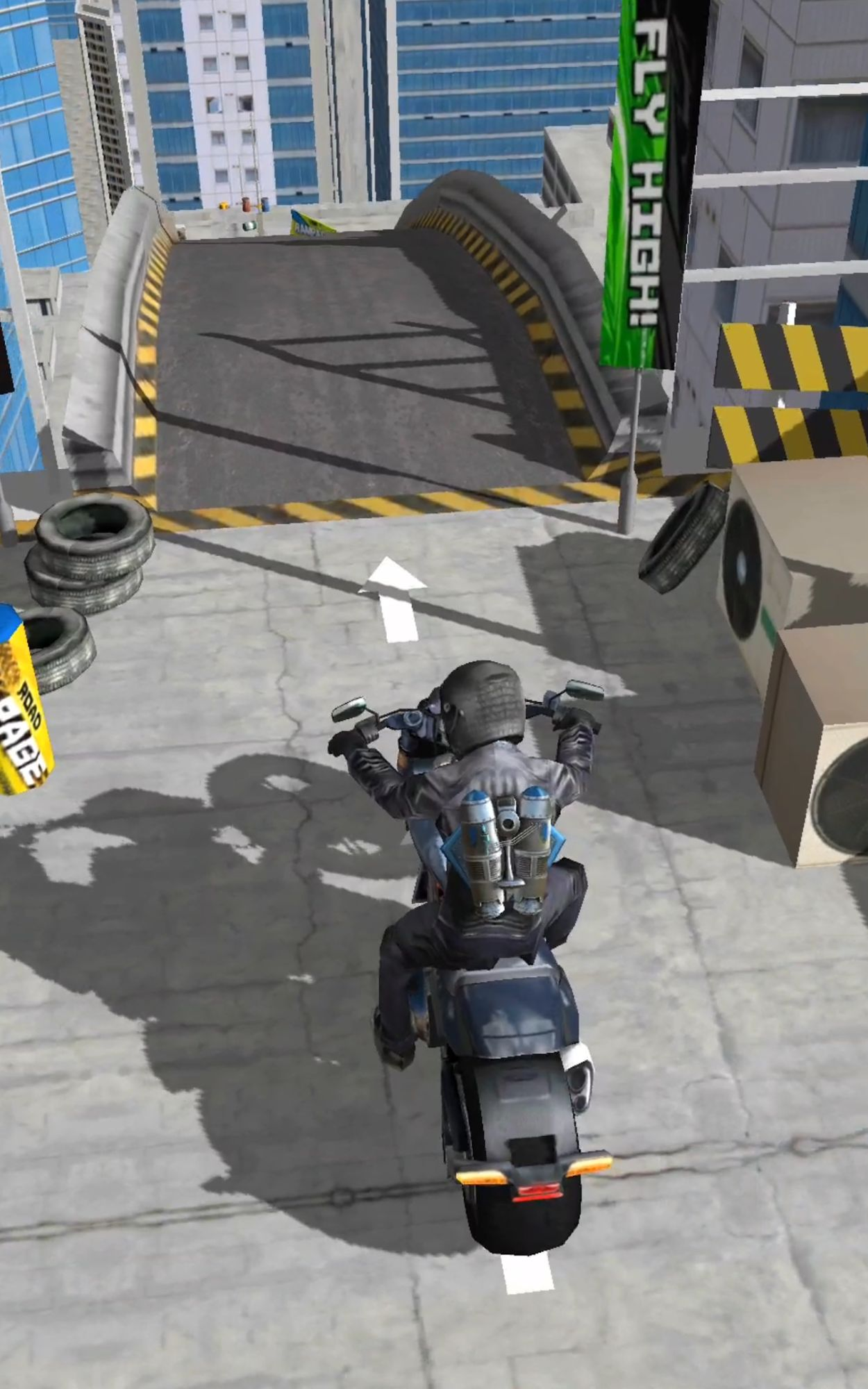 Bike Jump captura de pantalla 1