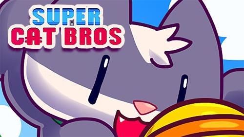 Super cat bros Screenshot