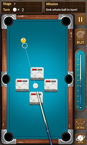 The king of pool billiards screenshot 1