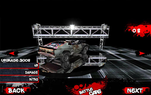 Battle cars: Action racing 4x4 скриншот 2