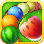 Fruit marble icon