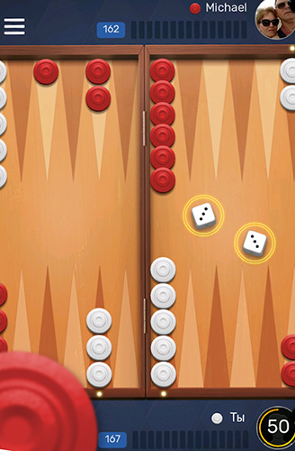 Online Backgammon Go: Best online dice and board games für das Smartphone