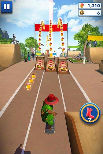 Arcade Paddington run für das Smartphone