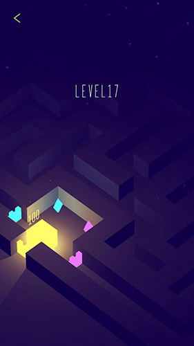 Glowing cube для Android