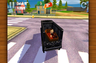 Водитель катафалка 3Д
