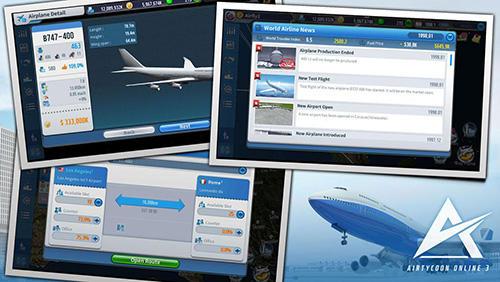 Onlinespiele Airtycoon online 3 für das Smartphone