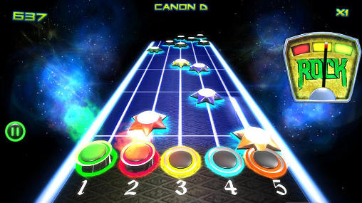 Rock vs guitar legends 2015 for Android