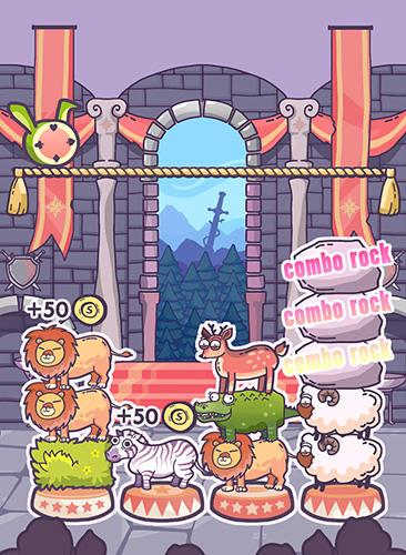 Sin circus: Animal tower screenshot 4