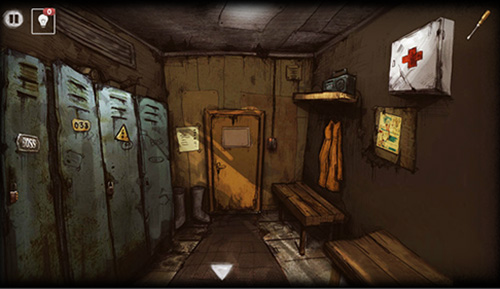 Abandoned mine: Escape room Screenshot